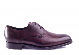 Barker 4437 Plain Derby Walnut Derby