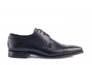 Barker Handel Black Derby