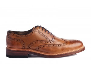 Gordon and Bros 2506 Tan Oxford