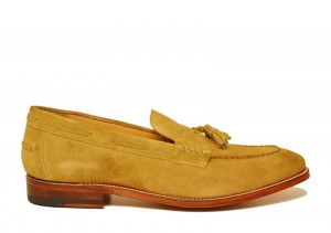 Gordon and Bros 4779 Sand Loafer
