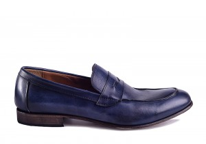 Partigiani 3659 Navy Loafer