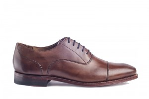 Gordon and Bros 5092 Brown Oxford